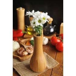 گلدان چوبی Bambum کد B2254