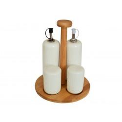 ست آبلیمو خوری و نمک پاش Bambum کد B2680