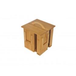 جعبه پذیرایی چای و نسکافه Bambum کد B2394