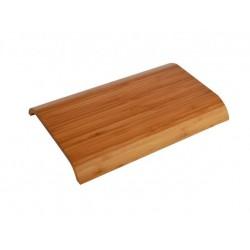سینی چوبی طرح پل Bambum