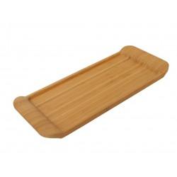سینی لبهدار چوبی Bambum