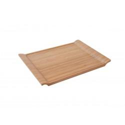 سینی چوبی دستهدار Bambum کد B2445