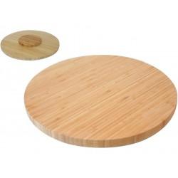 بشقاب سرو دایره ای چرخان Bambum