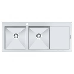 سینک ظرفشویی استیل داتیس مدل توکار کد DAS-1000