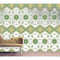 کاغذ دیواری چارگوش کد 13065