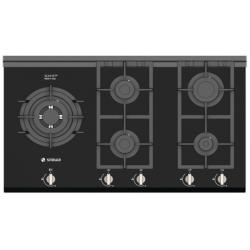 اجاق گاز صفحه ای پنج شعله اسنوا مدل G208