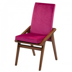 صندلی چوبی آفر مدل دورا