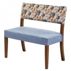 صندلی چوبی دو نفره آفر مدل 72