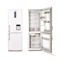 یخچال فریزر الکترواستیل کد ES20