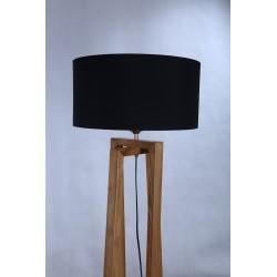 آباژور ایستاده پایه چوبی کد 501570835