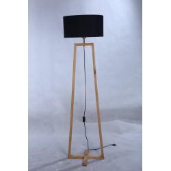 آباژور ایستاده پایه چوبی کد 501570825