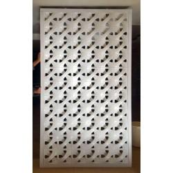 پنل سه بعدی مدل بلوک پارتیشن