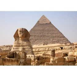 پوستردیواری طرح اهرام مصر کد ct013