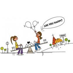 پوستردیواری طرح کارتونی الاکلنگ بازی کد FU025