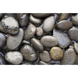پوستردیواری طرح قلوه سنگ ها کد F007