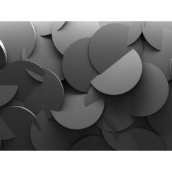 پوستردیواری طرح سه بعدی دایره کد 3D.004 پوستر دیواری