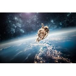 پوستر دیواری سه بعدی طرح فضانورد کد AS.001