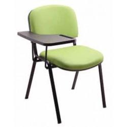 صندلی چهار پایه دسته دار مدل آترا کد A 623
