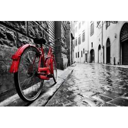 پوستردیواری طرح دوچرخه کد City.110