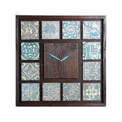 ساعت چوبی اورد کد 2514