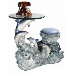 میز تلفن مدل موج خیال - ZTE کد 2244