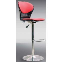 صندلی کانتر مدل صدفی نیمه تشک کد S 51