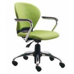 صندلی گردان مدل صدفی تمام تشک کد ST 31