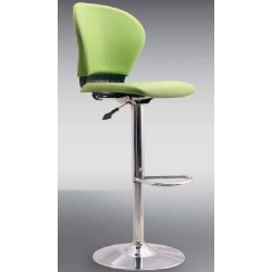 صندلی کانتر مدل صدفی تمام تشک کد ST 51