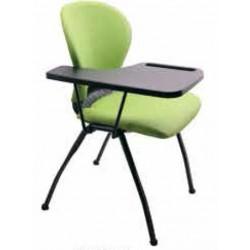 صندلی دانش آموزی مدل صدفی تمام تشک کد ST 623