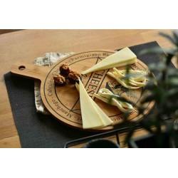 تخته برش و سرو پنیر Bambum مدل Asiago