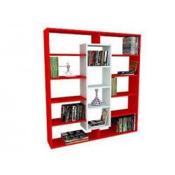 قفسه کتاب ام دی اف کد 8