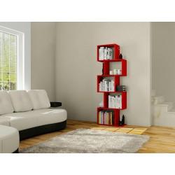 قفسه کتاب ایستاده مربعی کد 19