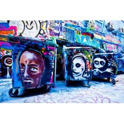 پوستردیواری طرح نقاشی گرافیتی کد Gr.007
