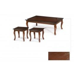 میز جلو مبلی و میز عسلی کلاسیک