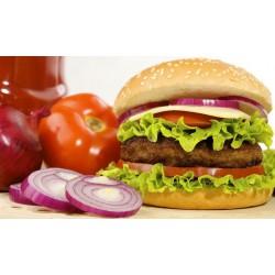پوستردیواری طرح همبرگر مک دونالد کد FO.014