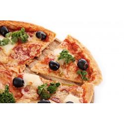 پوستردیواری سه بعدی طرح پیتزا ایتالیایی کد FO.002