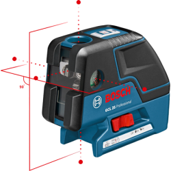 لیزر ترکیبی مدل GCL 25