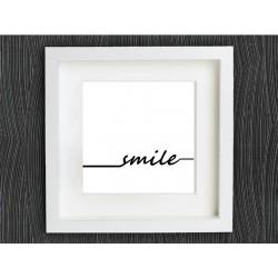تابلو برجسته روشا طرح smile کد 409