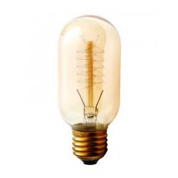 لامپ ادیسون انگاره مدل T45 پیچی