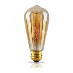 لامپ ادیسون انگاره مدل ST64 خطی