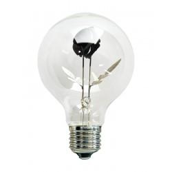 لامپ حبابی انگاره مدل گل رز