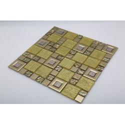 دیوارپوش تزئینی طلایی کد 5004