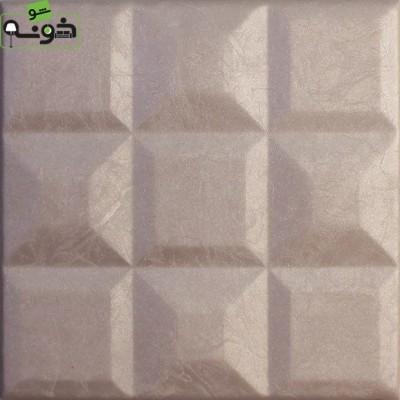 پنل سه بعدی چرم مدل Matrix1