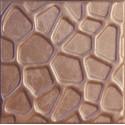 پنل سه بعدی چرم مدل Redstone1