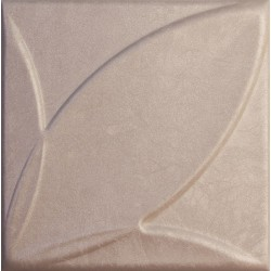 پنل سه بعدی چرم مدل rose1