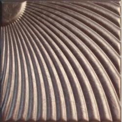 پنل سه بعدی چرم مدل santiago1