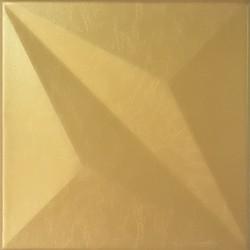 پنل سه بعدی چرم مدل star