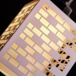آویز چهارگوش مکعبی کد 141691-801