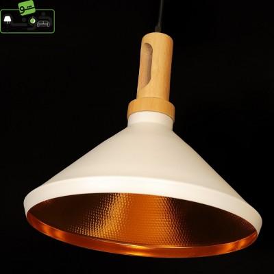 آویز مخروطی فلزی کد 142314-801