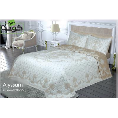 روتختی کوئین ژاکارد 3 تکه مدل Alyssum